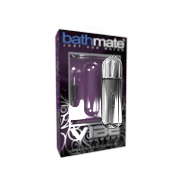Вибропуля Bathmate Vibe Bullet Chrome