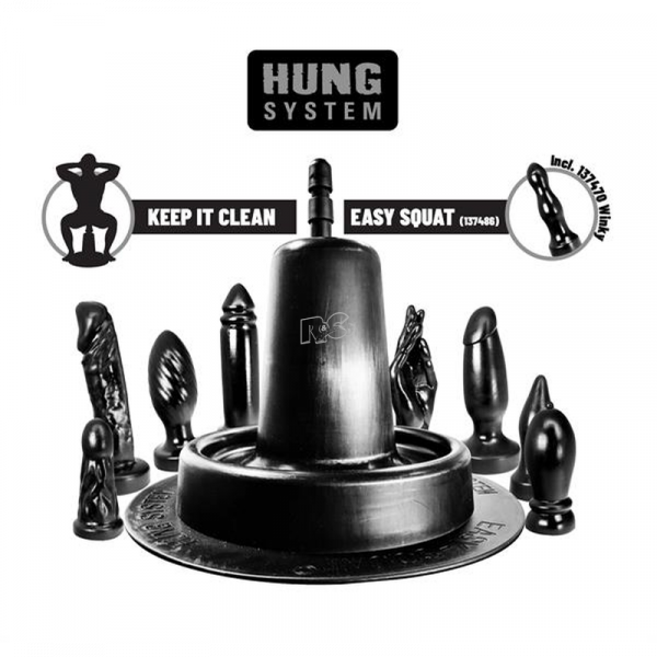 Система для приседа Hung System Easy Squat